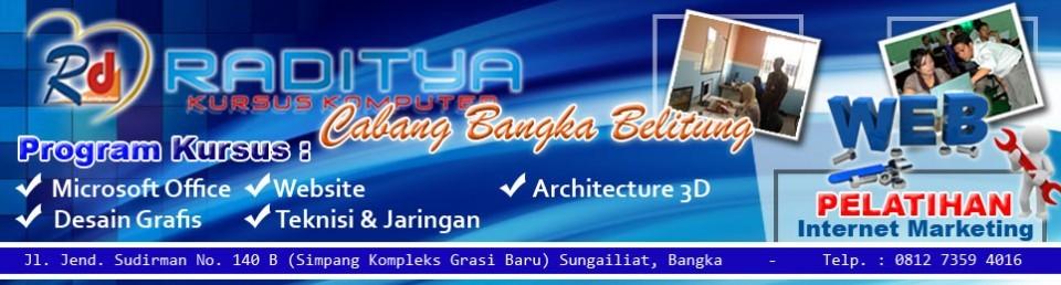 Kursus Komputer Bangka Belitung    Kursus Komputer Murah Bangka Belitung   Private Komputer Bangka Belitung